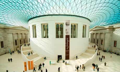 British Museum wins Arts Fund prize