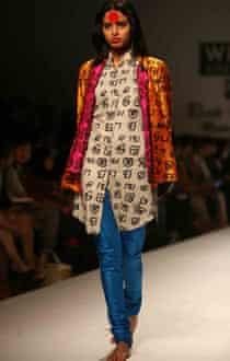 Wills Lifestyle India Fashion Week Fall/Winter 2011