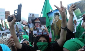 Libya Tripoli unrest
