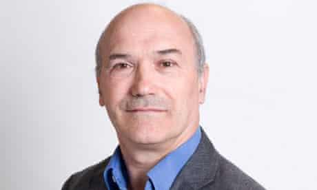 Mencap chief executive, Mark Goldring
