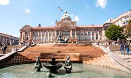 Birmingham city council outsorucing jobs