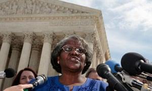 Walmart plaintiff Betty Dukes