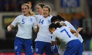 Why Women S Football In England Is A Whole New Ball Game