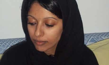 Activist Zainab al-Khawaja