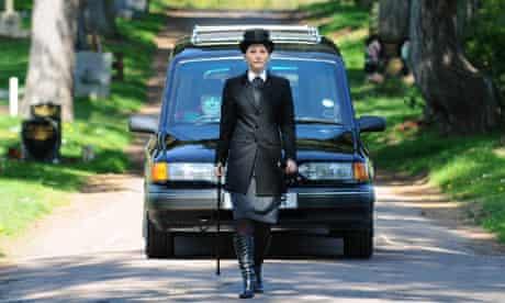undertaker funeral