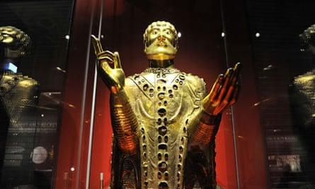 Treasures of Heaven exhibition at The British Museum - London, Britain - 22 Jun 2011