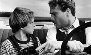 Tatum and Ryan O'Neal in Paper Moon