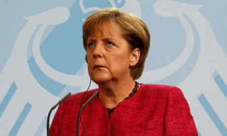 German Chancellor Angela