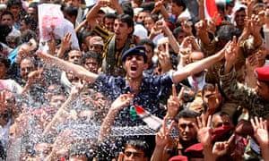 Yemen celebrations, Sana'a