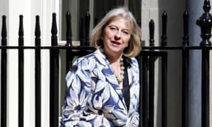 Theresa May says universities are complacent