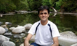 Saeed Malekpour, a web programmer, was facing execution in Iran after a porn site used his software