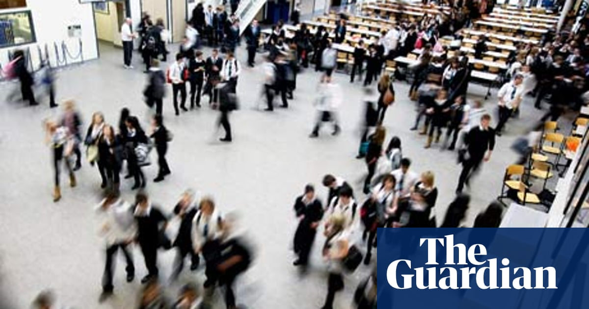School surveillance: how big brother spies on pupils | UK news | The Guardian