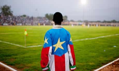 South Sudan plays first international