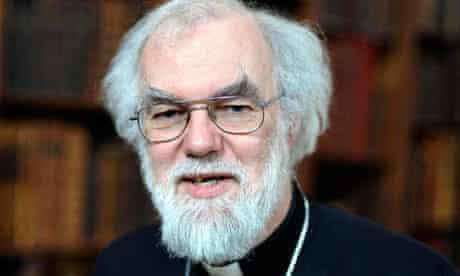 rowan williams general synod