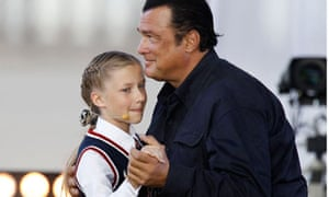 S Seagal Moscow charity