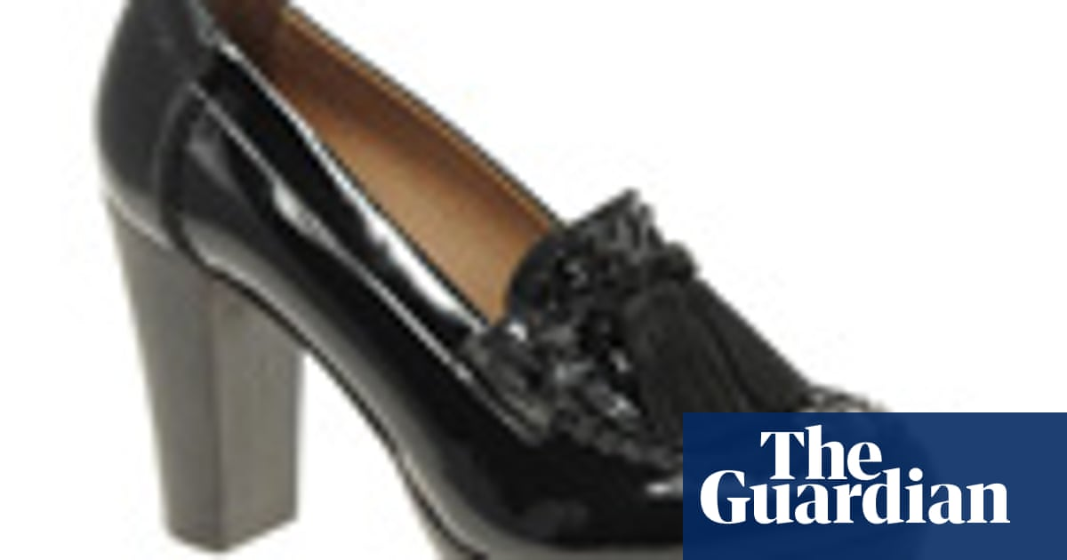 01ad40d1b26 Top 10 high heeled loafers | Fashion | The Guardian