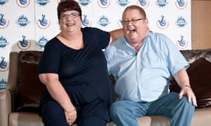 EuroMillions winners Chris and Colin Weir