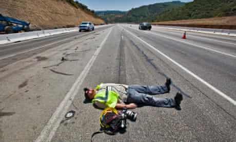 Carmageddon, Los Angeles freeway