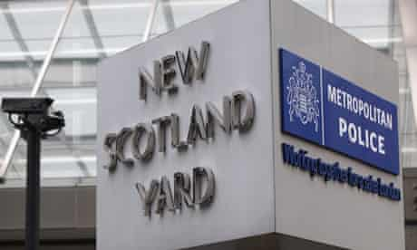 (FILE PHOTO) Met Face Questions Over Handling Of Phone Hacking Probe
