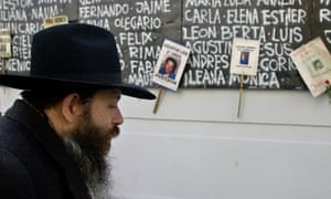 Argentina welcomes Iran offer bombing