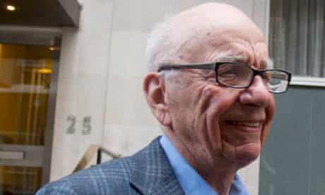 Rupert Murdoch assembles Us legal team