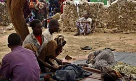 MDG : southern Somalia famine