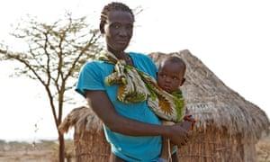 MDG : Veronica Erupe in northern Kenya