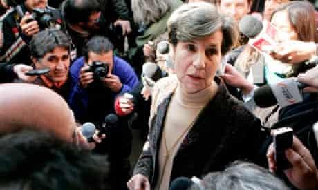 Senator Isabel Allende