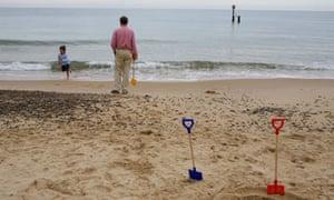 Southwold beach, Suffolk