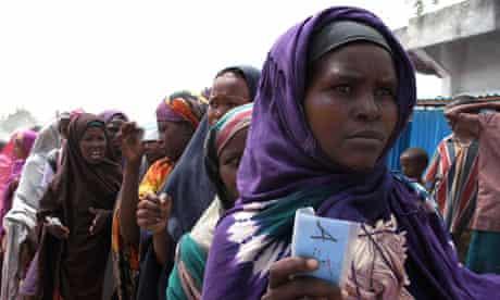 MDG : Somalia