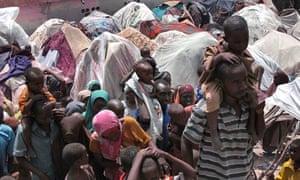 MDG : Somalia/displaced Somalis in Mogadishu