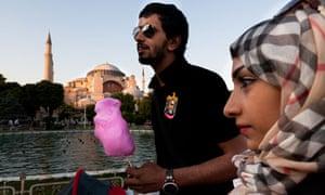Arab Tourists in Turkey