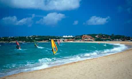 Porto Liscia beach Sardinia
