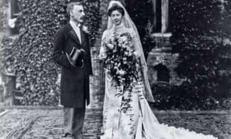 Wedding of Andrew and Nora Mellon