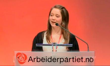 Hanne Kristine Fridtun, Norway Utøya shootings