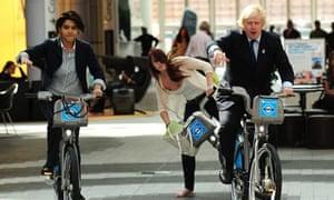Boris-Johnson-bike-hire-scheme-westfield