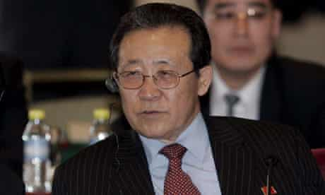 North Korea Kim Kye-gwan