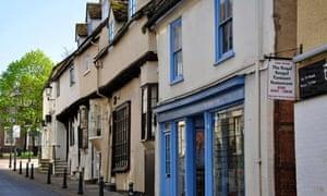 High Street, Royston, Hertfordshire, England, United Kingdom. Image shot 2010. Exact date unknown.