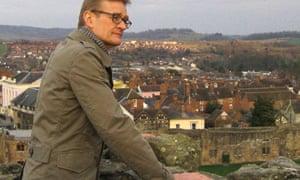 Nicholas Crane in Ludlow