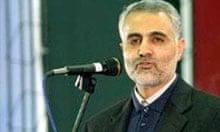 Iranian general Qassem Suleimani