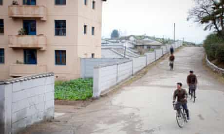 Pyongyang in North Korea