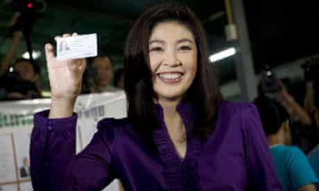 Yingluck Shinnawatra