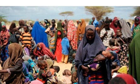 Dadaab refugee camp, Kenya