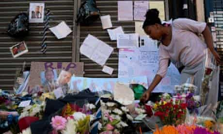 Tributes to London teenager killed in front of shoppers