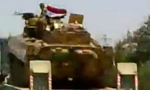 Syria city resists deadly army advance
