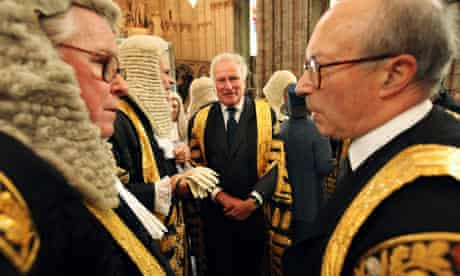 Judges Annual Service Of Thanksgiving