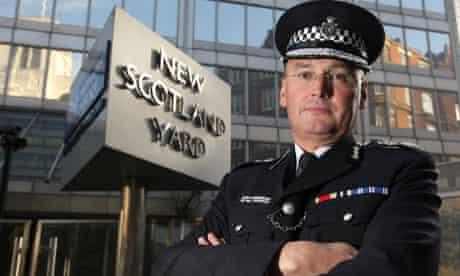 Met commissioner Sir Paul Stephenson Met chief