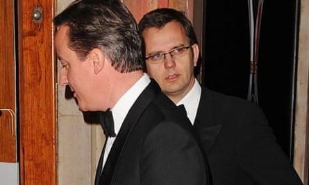 David Cameron and Andy Coulson