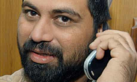 Pakistan journalist Saleem Shahzad