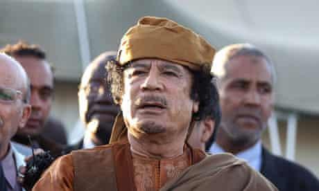 ICC issues Gaddafi arrest warrant